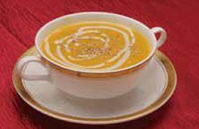 インド豆のスープ