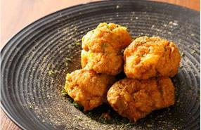 鶏の唐揚げマサラ風味