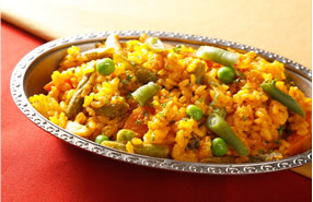 インド風焼き飯
