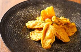 パコラ(インド風野菜の天ぷら)